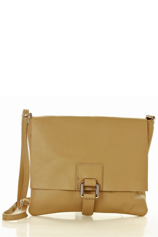 Bőr táska model 132354 Mazzini